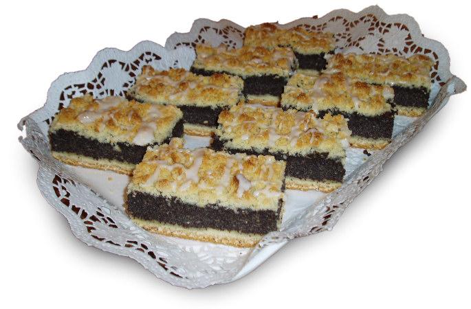 Traditionelle Kuchen Nach Alten Schlesischen Rezepten Von Der